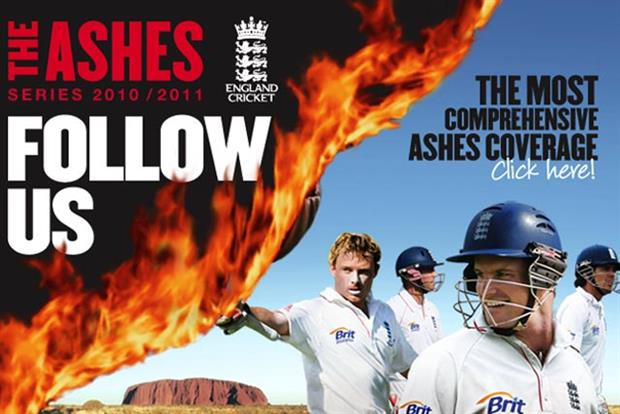 ECB: digital push focuses on Ashes series in Australia