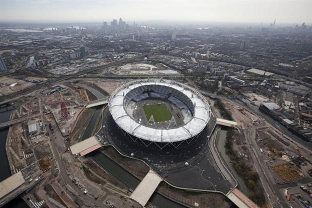 The Olympic park takes shape, but the clamour for tickets still causing problems