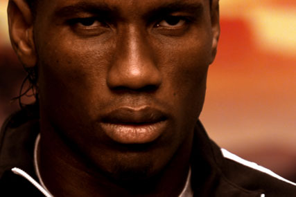 Cameo: Didier Drogba appears on Pepsi Max's World Cup charity single video