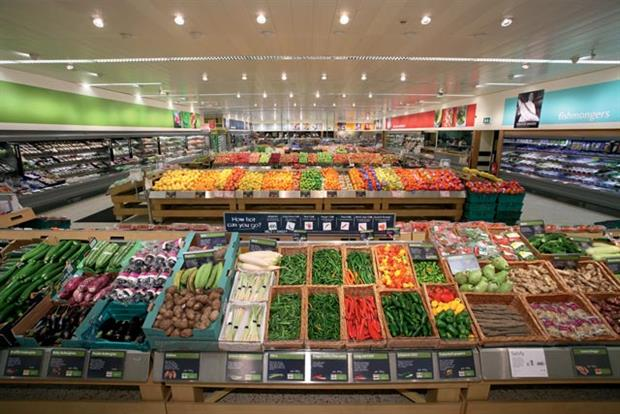 Morrisons: produce section layout being trialled in Kirkstall, Leeds