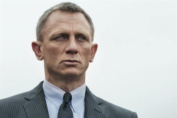 James Bond is back in 'Skyfall'
