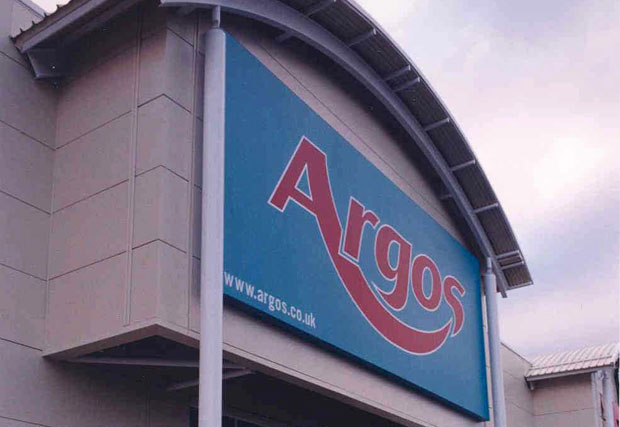 Argos :set to close around 50 stores