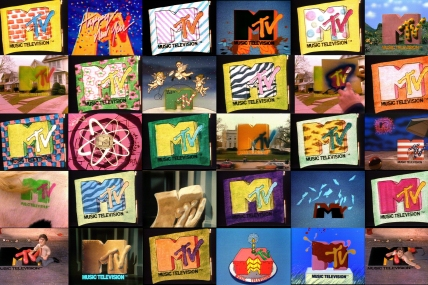 MTV logos 1981-82, by Fred Seibert, CC BY-NC-ND 2.0,  http://goo.gl/xJoNf