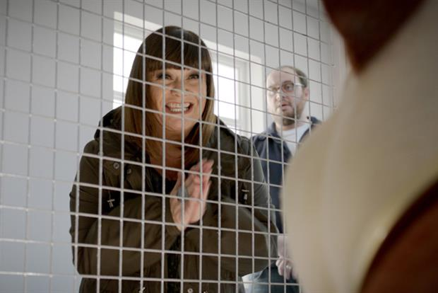 Dawn French: fronts Churchill campaign