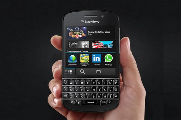 Blackberry: readies messaging service for iOS and Android