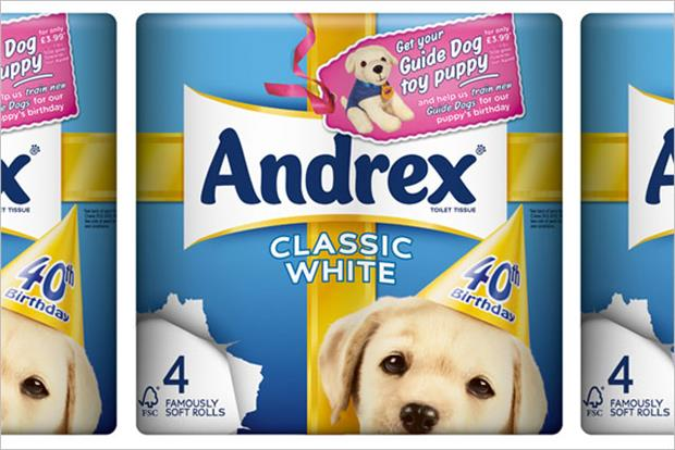 Andrex: 'scrunch or fold' ad came under scrutiny