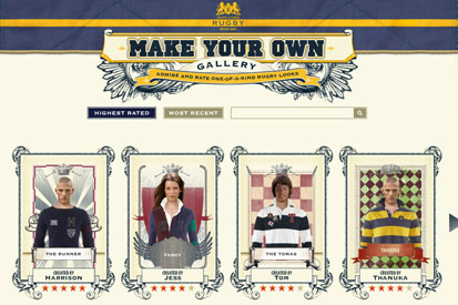 Ralph Lauren: make your own