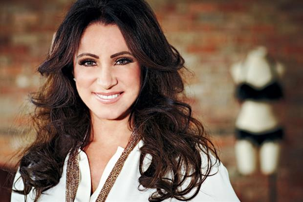 Ann Summers CEO Jacqueline Gold