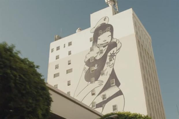 Nissan: 'stylish impact' by TBWA\G1