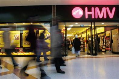 HMV to announce up to 20% job cuts