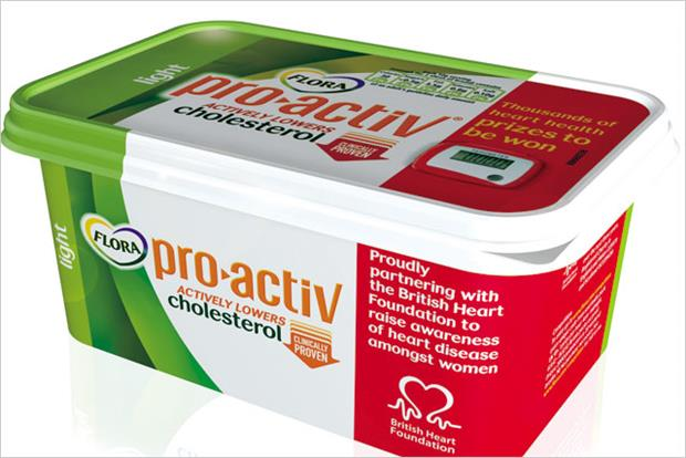 Flora pro.activ: latest drive promotes heart health among women