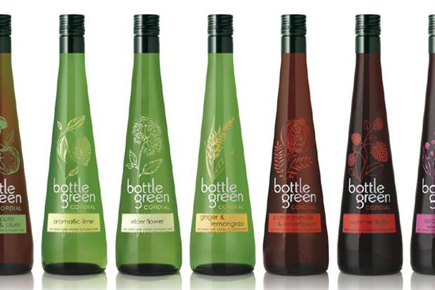 Bottlegreen: hires BIO agency for digital work