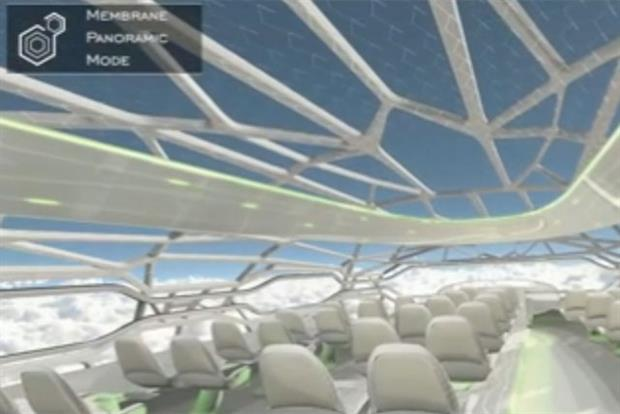 Airbus: releases its vision of the future