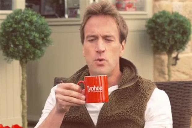 Ben Fogle: broadcaster and adventurer is a brand ambassador for Typhoo Tea