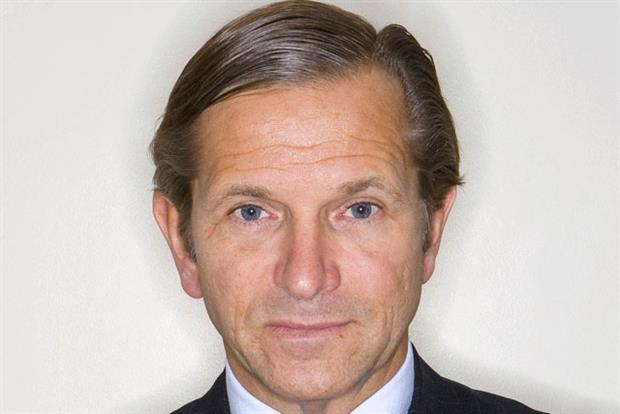 Marc Bolland: M&S chief executive  (photo Julian Dodd)