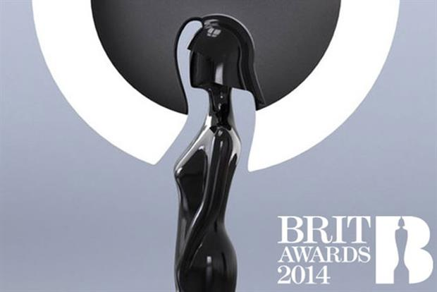 Brit Awards: focuses on target audience through enhanced digital activity