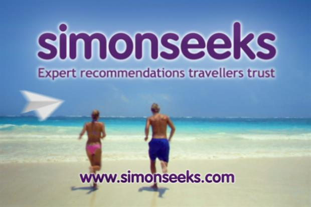 Simonseeks.com: £2m TV campaign on the cards