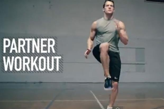 Nike+ Kinect Training: fitness training programme via the Xbox launches in UK