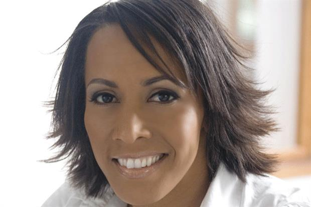 Dame Kelly Holmes: spoke of the importance of Olympic sponsorships to athletes