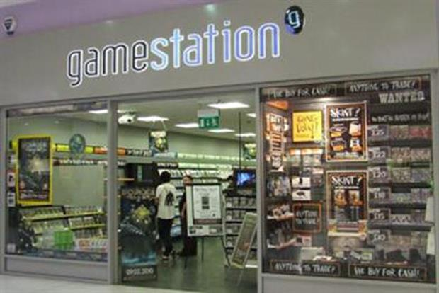 Gamestation: to be merged with the Game stores under the Game brand