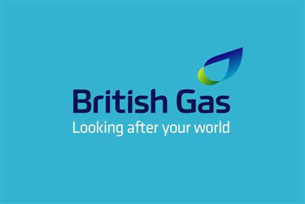 British Gas: new logo features green colouring