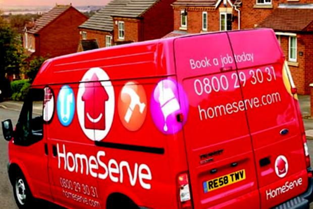 HomeServe: fined £750,000 by Ofcom