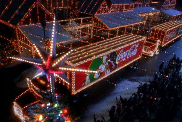 Coca-Cola: launches its Christmas campaign