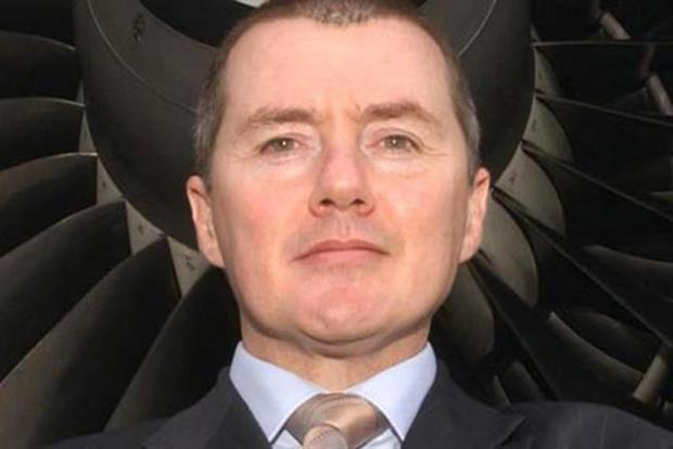 Willie Walsh: chief executive of International Airlines Group (AIG)