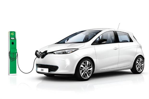 Renault Zoe: major electric vehicle launch