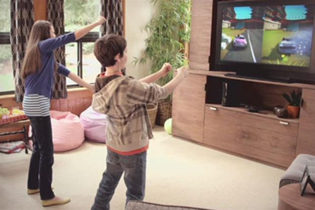 Microsoft Kinect had an 8% coverage combined with the Nintendo Wii