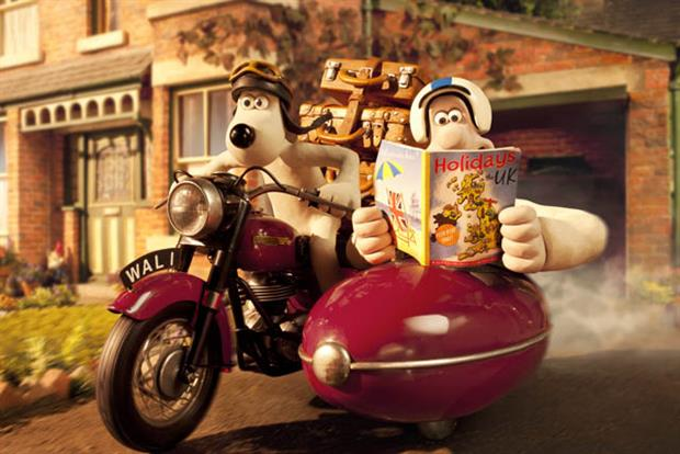 VisitEngland: Wallace and Gromit appearing in new ads