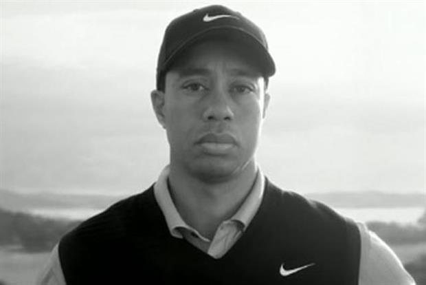 Tiger Woods: appeared in this Nike ad after other brands had dropped him