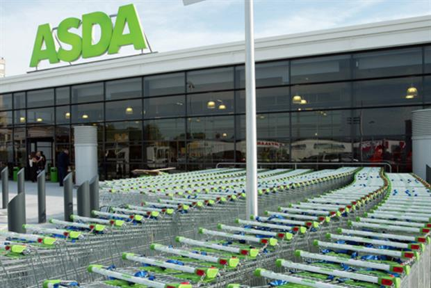Asda: reports increase in price comparisons