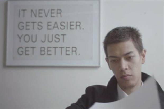 Benetton: latest campaign focuses on youth unemployment