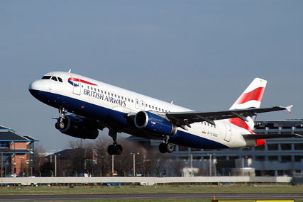British Airways: confirms Iberia merger