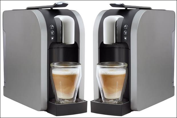 Starbucks: launches its Verismo domestic coffee machines