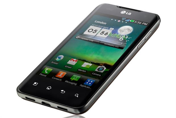 LG: push behind L-Series and LG Optimus 4X HD smartphones