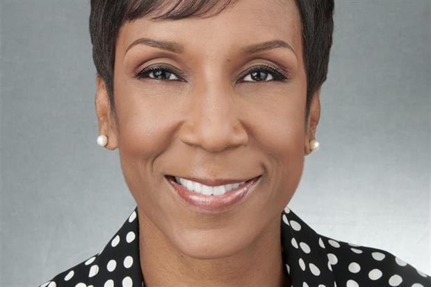 Jerri DeVard: departing chief marketing officer