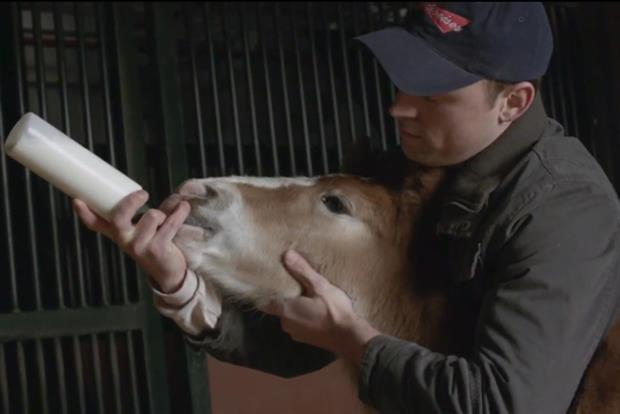 Budweiser: most-popular Super Bowl ad this year