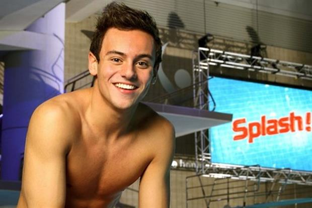 Splash!: ITV show fronted by Tom Daley
