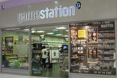 Game Group: separate ad campaigns for Game and gamestation brands