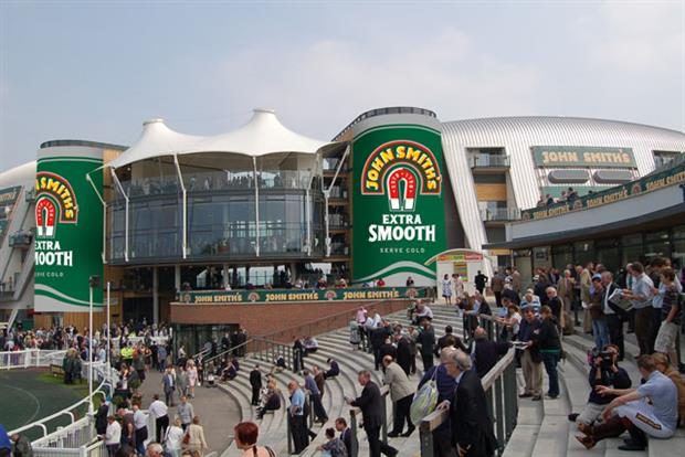 John Smith's plans to plaster Liverpool for Grand National day