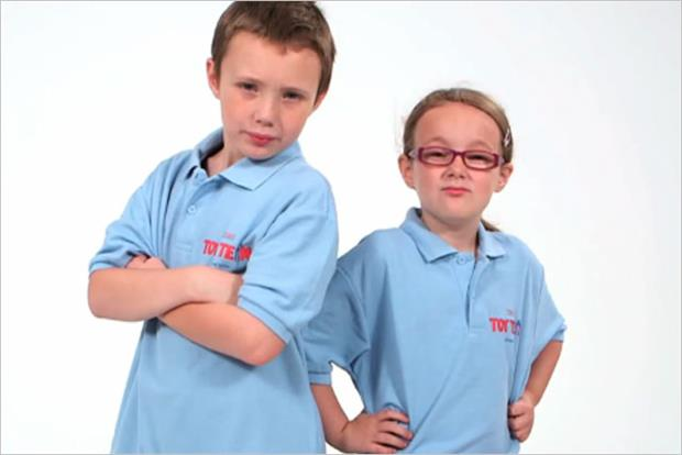 Tesco: enlists the 'toy team' to help parents' this Christmas