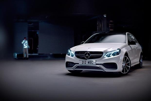 Mercedez-Benz: '#soundwithpower' TV campaign