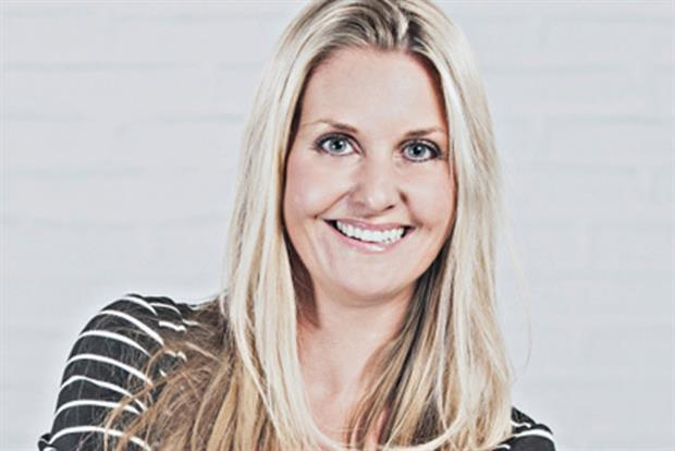 Lucy Milne: Just Eat's first UK marketing director