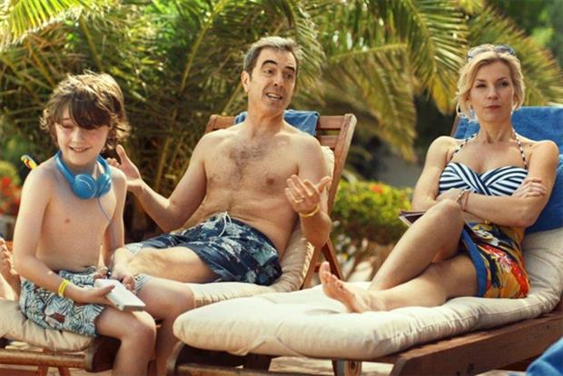 Thomas Cook's new ad campaign featuring James Nesbitt