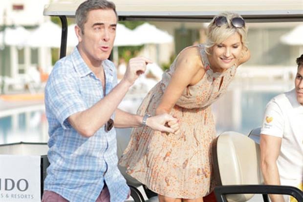 Thomas Cook: James Nesbitt stars in travel group's latest campaign