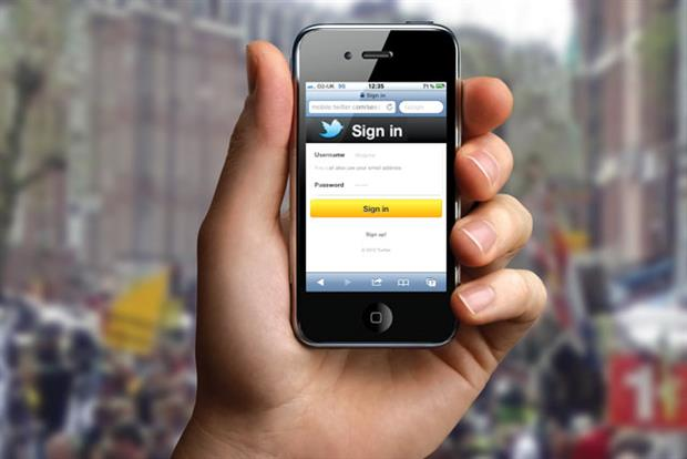 Twitter: links with O2 in prject to help SMEs