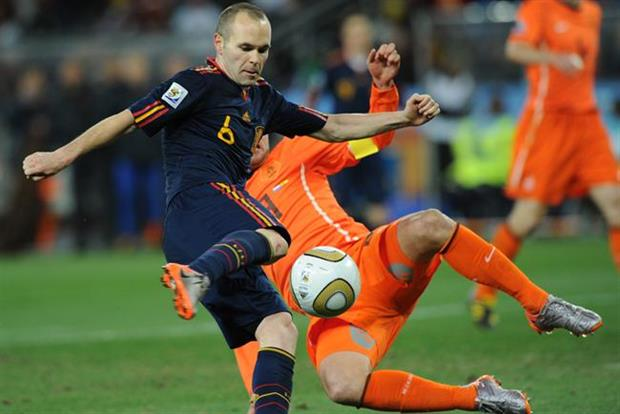 World Cup: the 2010 tournament helped ITV achieve a 45 per cent increase in June revenues