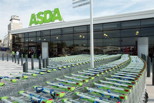 Asda: Income Tracker data